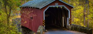 Header - About Covered Bridge Lancaster PA